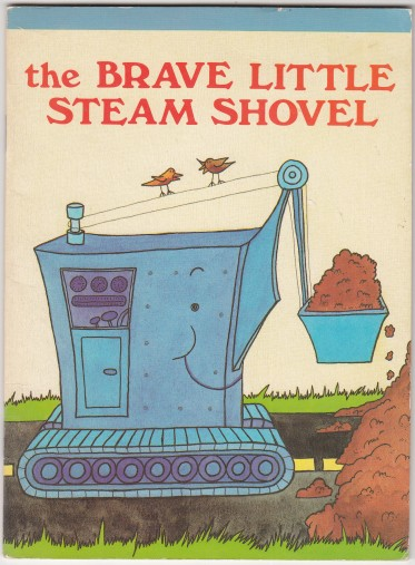 Image for The Brave Little Steam Shovel
