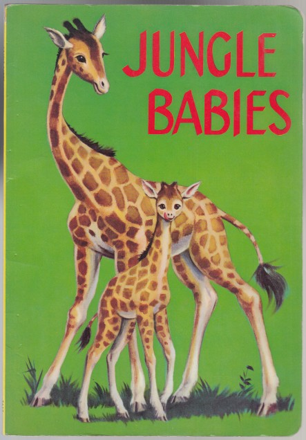 Image for Jungle Babies