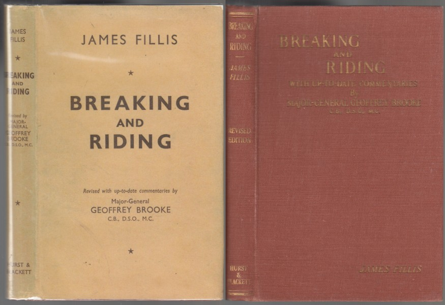 Image for Breaking and Riding