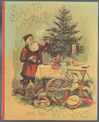 Image for Santa Claus and His Works
