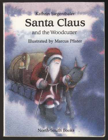 Image for Santa Claus and the Woodcutter