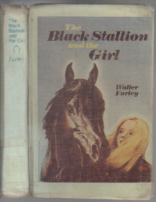 Image for The Black Stallion and the Girl
