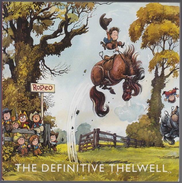 Image for The Definitive Thelwell