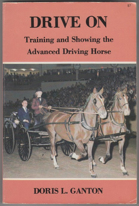 Image for Drive On  Training and Showing the Advanced Driving Horse