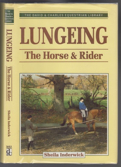 Image for Lungeing The Horse & Rider