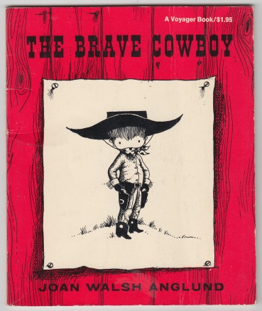 Image for The Brave Cowboy