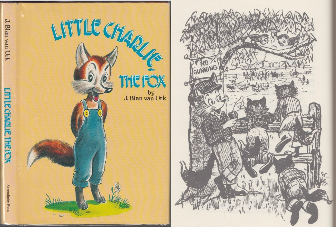 Image for Little Charlie, The Fox