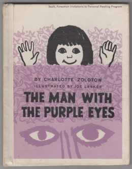 Image for The Man With The Purple Eyes