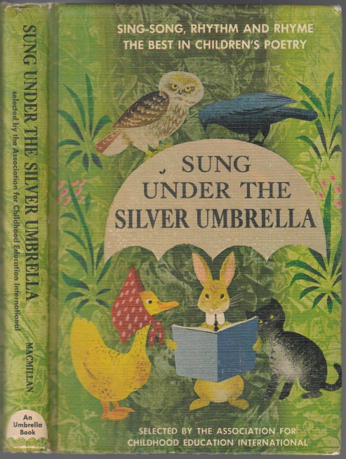Image for Sung Under The Silver Umbrella  Poems for Young Children