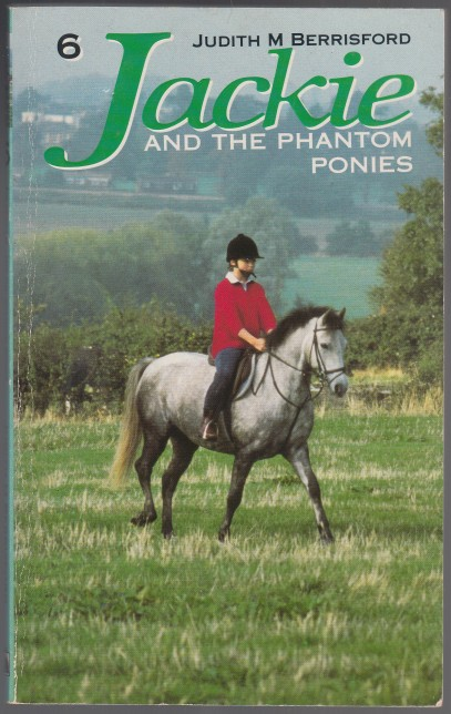 Image for Jackie and the Phantom Ponies 6