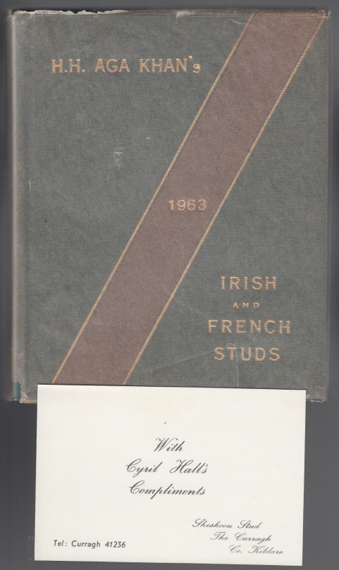 Image for H. H. Aga Khan's Irish and French Studs  1963