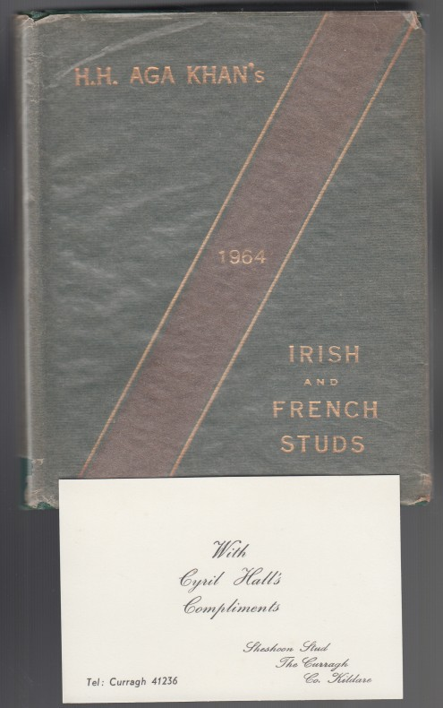 Image for H. H. Aga Khan's Irish and French Studs  1964