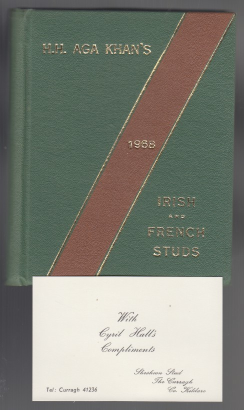 Image for H. H. Aga Khan's Irish and French Studs  1968