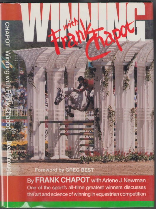 Image for Winning With Frank Chapot