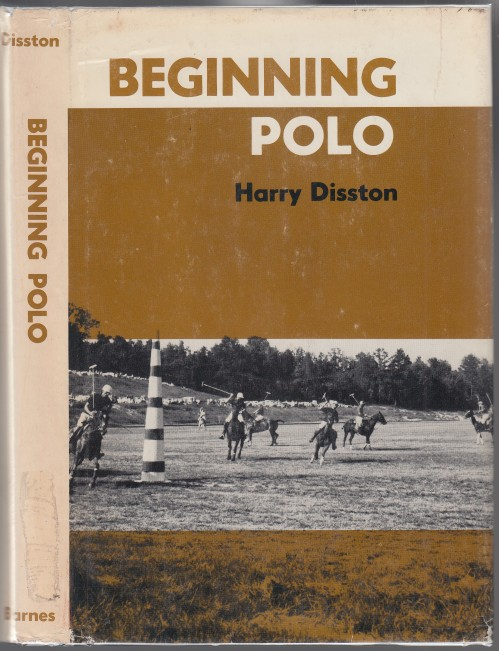 Image for Beginning Polo