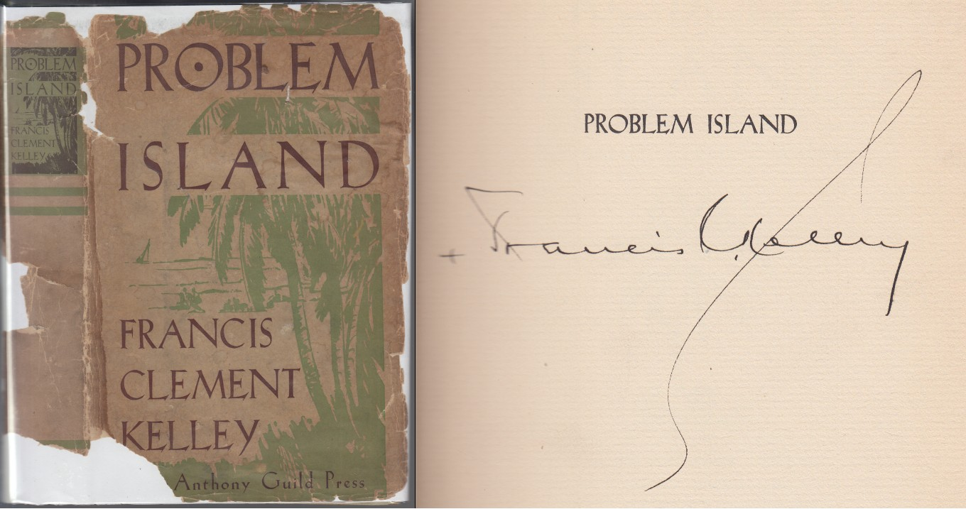 Image for Problem Island  SIGNED