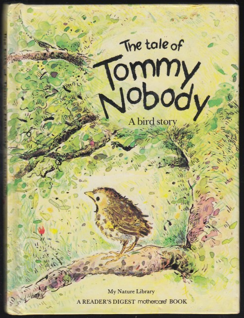 Image for The Tale of Toommy Nobody  A Bird Story