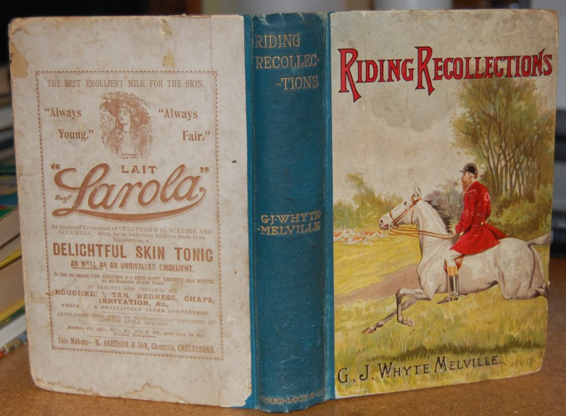 Image for Riding Recollections