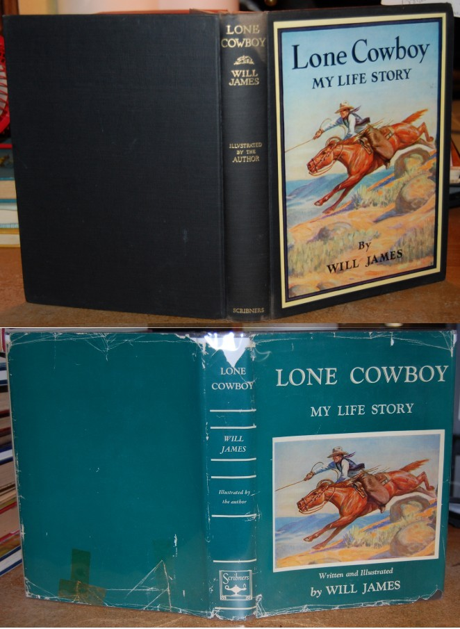 Image for Lone Cowboy  My Life Story