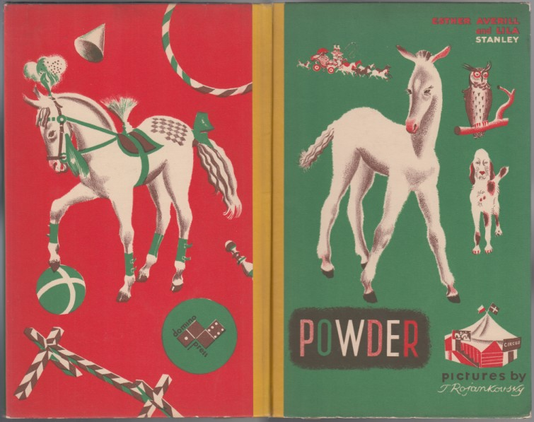 Image for Powder The Story of a Colt, A Duchess and the Circus