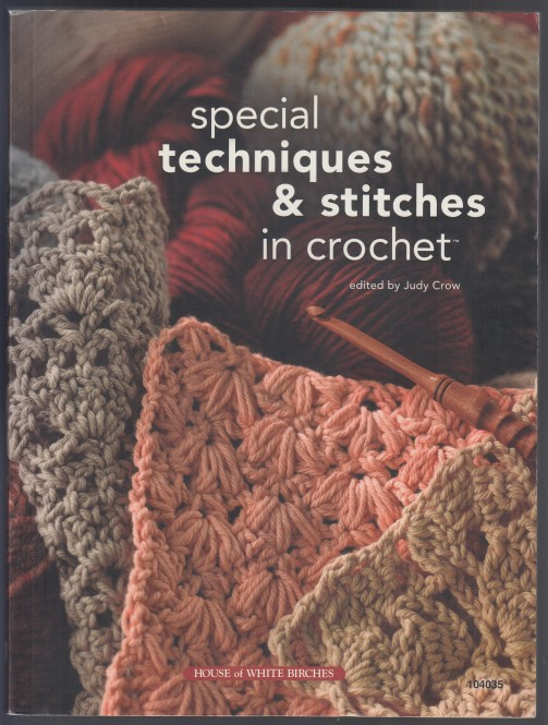 Image for Special Techniques & Stitches in Crochet