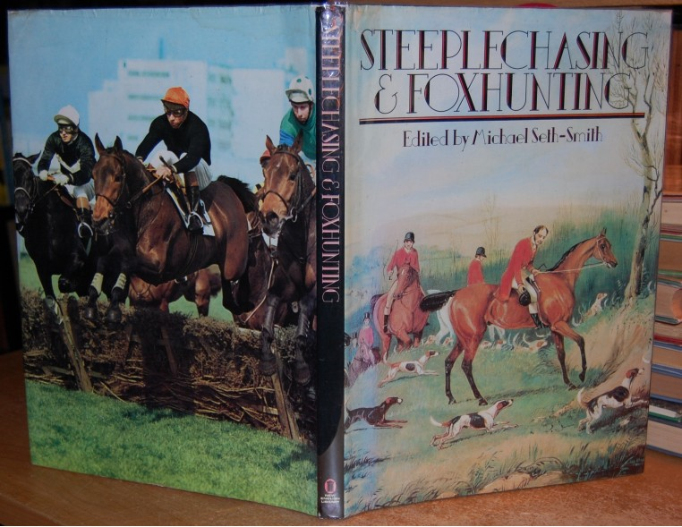 Image for Steeplechasing & Foxhunting