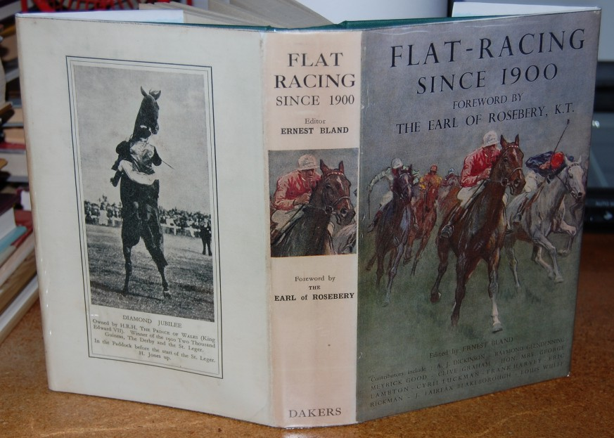 Image for Flat-Racing Since 1900