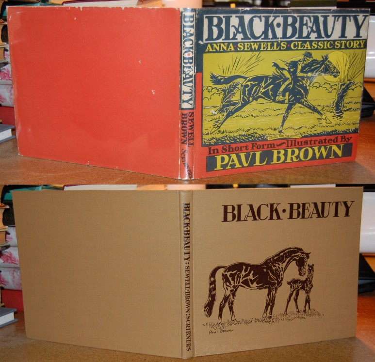 Image for Black Beauty Told in Short Form and in Pictures by Paul Brown