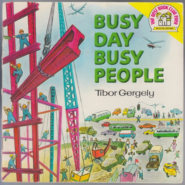 Image for Busy Day Busy People