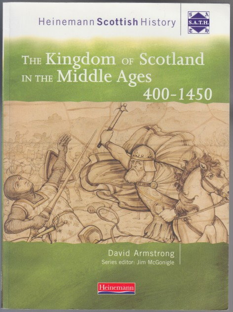 Image for The Kingdon of Scotland in the Middle Age 400 - 1450