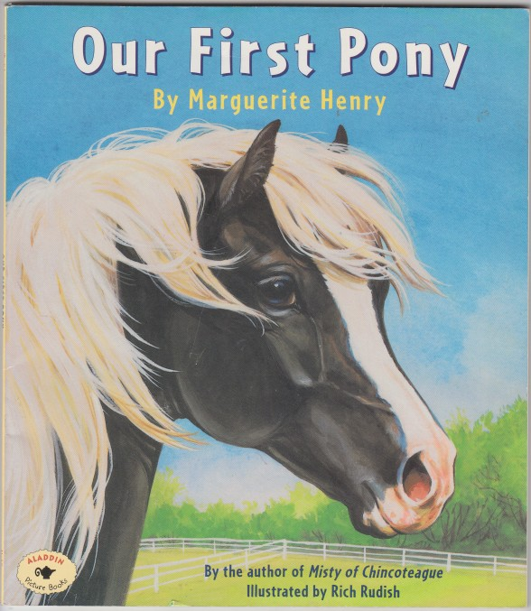 Image for Our First Pony