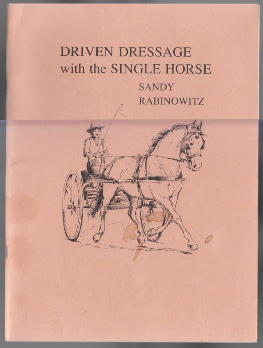Image for Driven Dressage with the Single Horse
