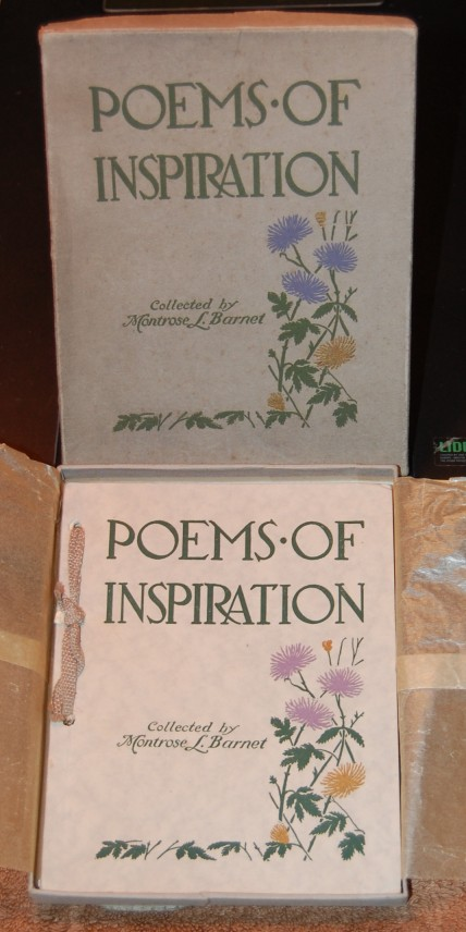 Image for Poems Of Inspiration