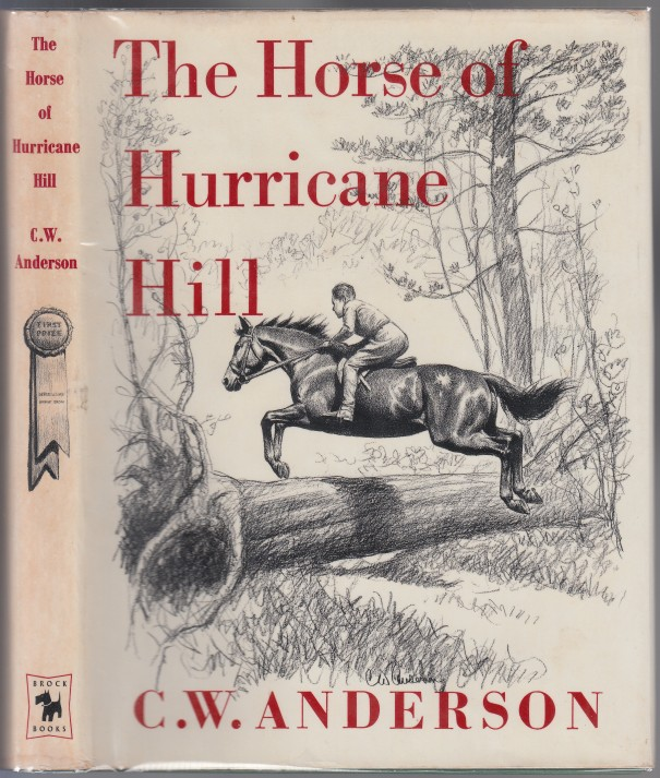 Image for The Horse of Hurricane Hill