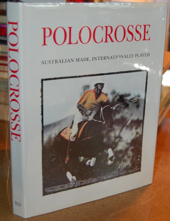 Image for Polocrosse  Australian Made, Internationally Played