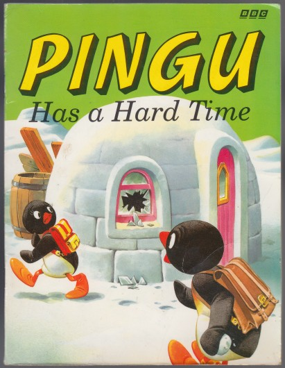 Image for Pingu Has A Hard Time