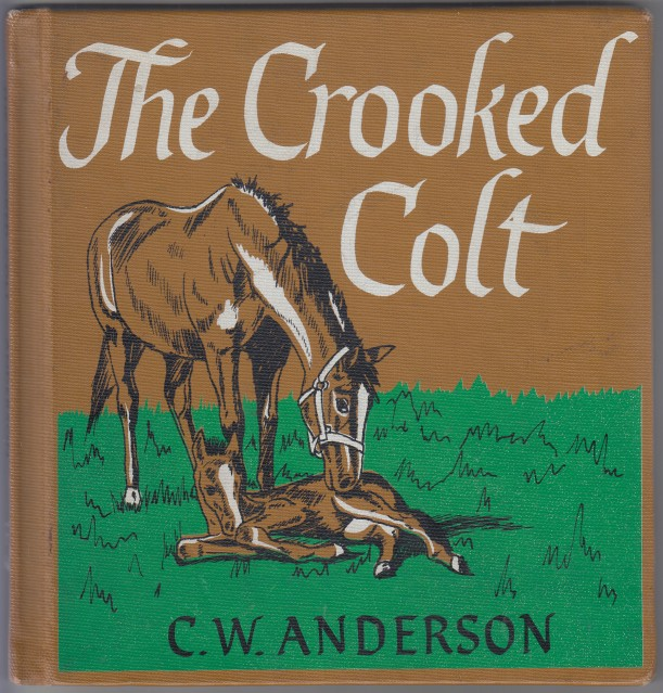 Image for The Crooked Colt