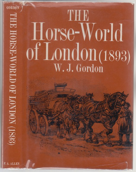Image for The Horse World Of London (1893)