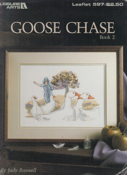 Image for Goose Chase Book 2  Leisure Arts Leaflet 597