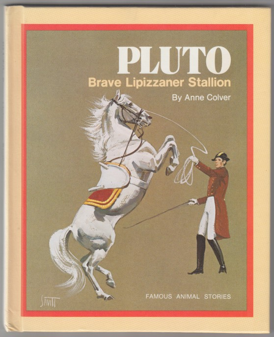 Image for Pluto  Brave Lipizzaner Stallion