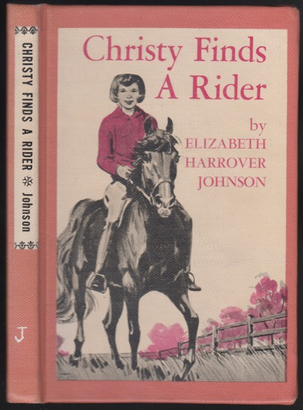 Image for Christy Finds A Rider