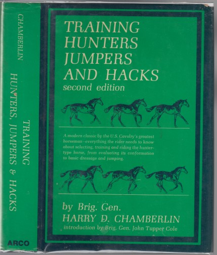 Image for Training Hunters, Jumpers and Hacks  Second Edition