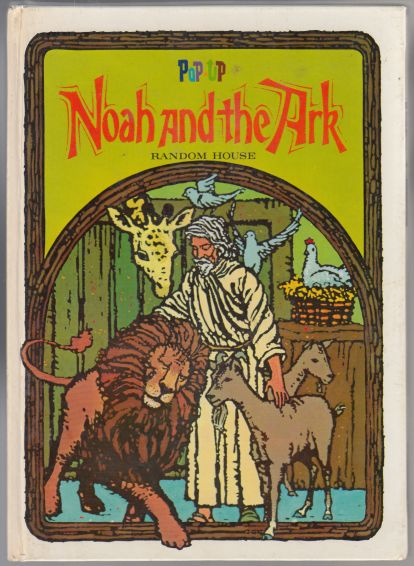 Image for Noah and the Ark  Pop-Up Book