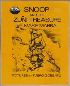 Image for Snoop and the Zuni Treasure