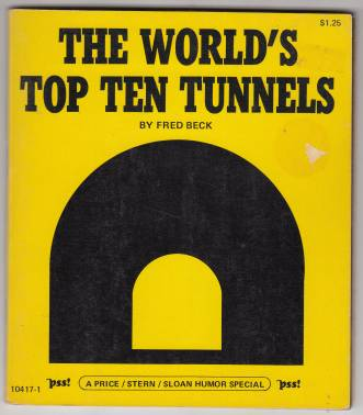 Image for The World's Top Ten Tunnels