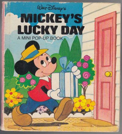 Image for Mickey's Lucky Day