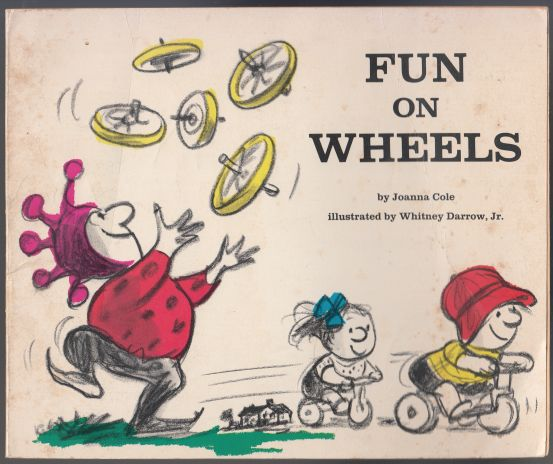 Image for Fun on Wheels 150 Games Puzzles and Brain Teasers to help Parents Keep Children Entertained and at Peace in the Car