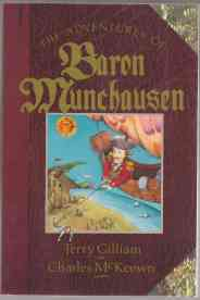 Image for The Adventures of Baron Munchausen