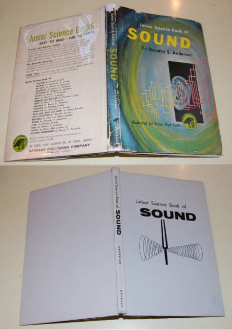 Image for Junior Science Book of Sound