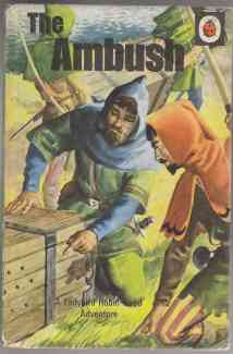 Image for The Ambush  A Ladybird Robin Hood Adventure Series 549.